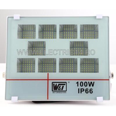 PROIECTOR LED 100W IP66 T-011 LUMINA RECE