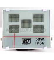 PROIECTOR LED 50W IP66 T-011 LUMINA RECE