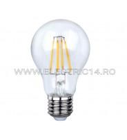 BEC LED E27 4W A60 DIMABIL LUMINA CALDA