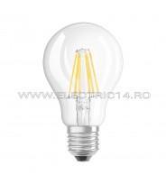 BEC LED E27 6W A60 DIMABIL LUMINA NEUTRA