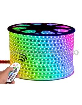 BANDA LED 220V 5050 SMD 14.4W/ML RGB BANDA LED