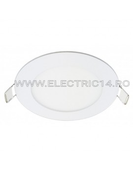 SPOT LED 6W SLIM LUMINA CALDA (ROTUND)