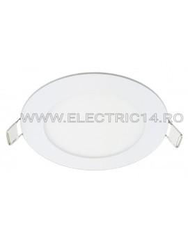 SPOT LED 3W SLIM LUMINA CALDA (ROTUND) SPOTURI LED