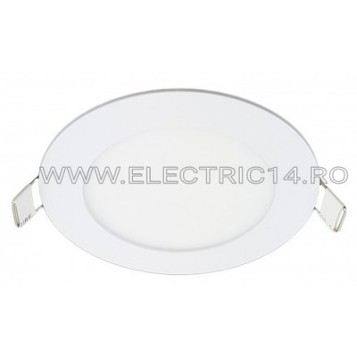 SPOT LED 3W SLIM LUMINA CALDA (ROTUND)