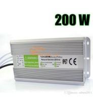 SURSA ALIMENTARE BANDA LED 16.5A 12V 200W IP67 WATERPROOF