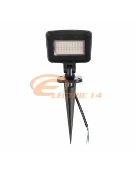 LAMPA GRADINA LED 6W DCD002F NEGRU IP65 LUMINA CALDA