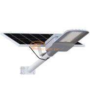 CORP ILUMINAT STRADAL LED 150W + PANOU SOLAR + CONSOLA + TELECOMANDA LUMINA RECE