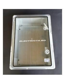 TABLOU ABS TRANSPARENT 50X70X25 CM IP65 TABLOURI ELECTRICE
