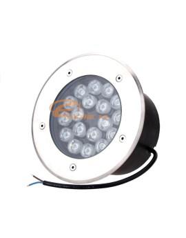 SPOT LED PAVAJ 18W 180MM LUMINA CALDA IP65 SPOTURI LED