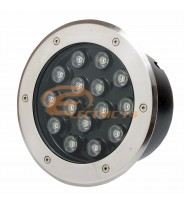 Spot Led Pavaj 15w 200mm Lumina Neutra IP65 LH-D 1501 (int.182mm)