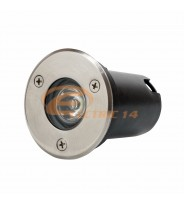 Spot Led Pavaj 1w 65mm Lumina Neutra IP65 LH-D 101 (int.60mm)
