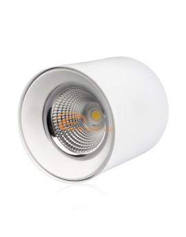 SPOT LED 15W APLICAT ALB 5200 LUMINA NEUTRA