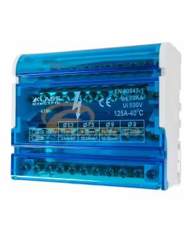 Distribuitor Tetrapolar 411-125a (1.5mm-35mm) DISTRIBUITORI