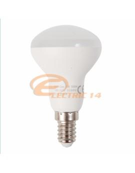 BEC LED E14 7W R50 LUMINA CALDA FOMSI