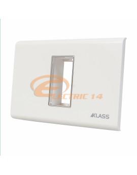 Suport-Rama 1 Modul Crom M-Klass KLASS NORMAL-MODULAR
