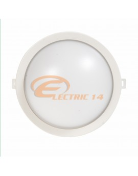 APLICA LED 6W ROTUNDA EXTERIOR LUMINA NEUTRA