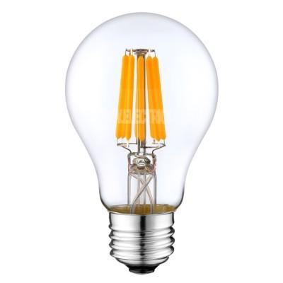 Bec Led E27 10w Clasic Filament Lumina Rece