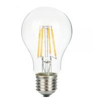 Bec Led E27 6w Clasic Filament Lumina Calda