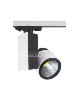 SPOT LED SINA 40W LUMINA NEUTRA (MAD) SPOTURI LED
