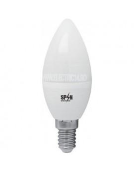 BEC LED E14 5W SMD LUMANARE C35 LUMINA CALDA SPN
