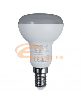 BEC LED E14 5W R50  LUMINA RECE NOVELITE