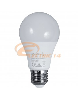 BEC LED E27 12W GLOB LUMINA CALDA NOVELITE