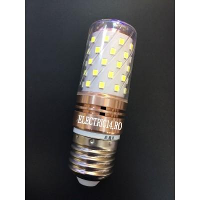 BEC LED E27 12W DECORATIV PLASTIC LUMINA RECE