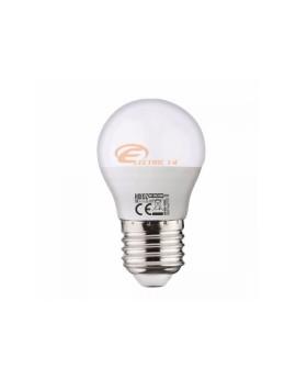 BEC LED E27 10W SFERIC LUMINA CALDA