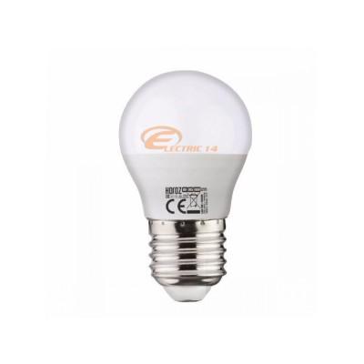 BEC LED E27 10W SFERIC LUMINA RECE
