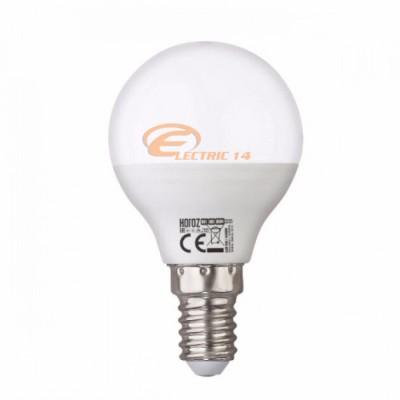 BEC LED E14 10W SFERIC LUMINA CALDA