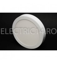 Aplica led 18w Rotunda Lumina Calda
