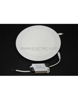 Spot Led 18w Plat Lumina Intermediara (rotund)