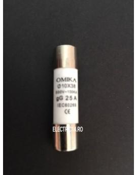 Siguranta cilindrica 10x38 / 25A