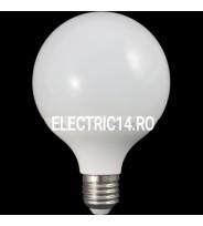 Bec led E27 15w G95 Lumina Calda SPN