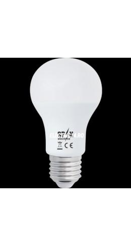 Bec led E27 8w G120 RGB- Lumina Rece