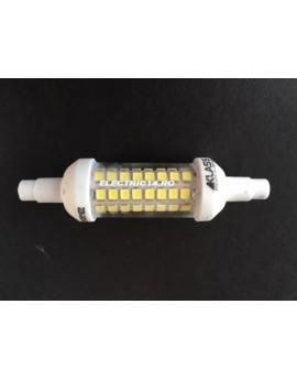 Bec led Rx7/RTCS 6w 78mm Proiector Lumina Rece