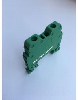 Regleta Sina DIN-MRK 2,5 mm Verde