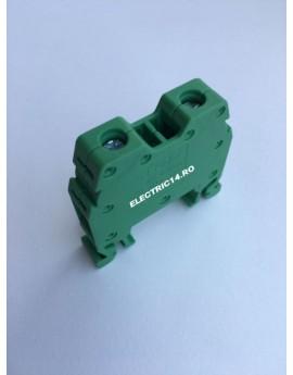 Regleta Sina DIN-MRK 10 mm Verde