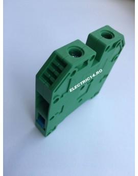 Regleta Sina DIN-MRK 16 mm Verde