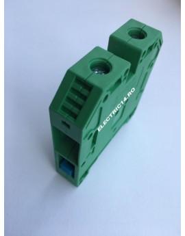 Regleta Sina DIN-MRK 35 mm Verde