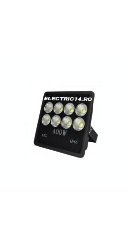 Proiector Led 400w (8x50 ) Lumina Rece