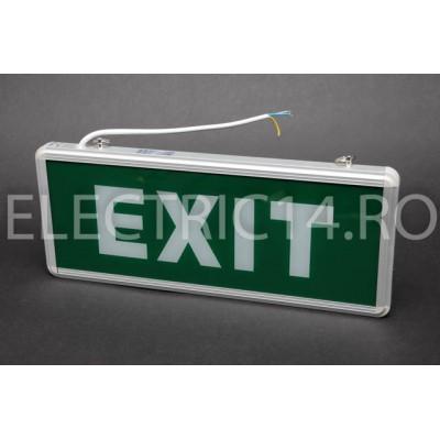 Lampa  Exit Acumulator Sticla 2 Fete TG