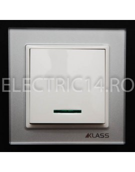 Intrerupator Ingropat Cap-Scara Led GREY L-Klass