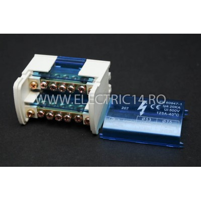 Distribuitor Bipolar 207-125a (1.5mm-25mm)