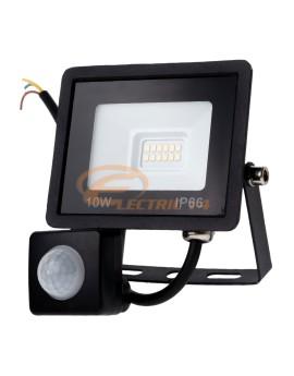 PROIECTOR LED 10W SMD SENZOR TABLETA IP66 LUMINA RECE