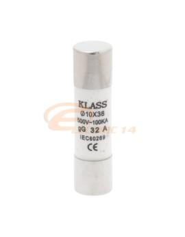 Siguranta cilindrica 10x38 / 32A