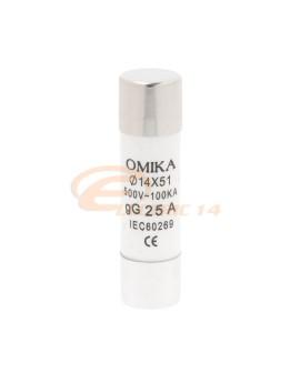 Siguranta cilindrica 14x51 / 25A
