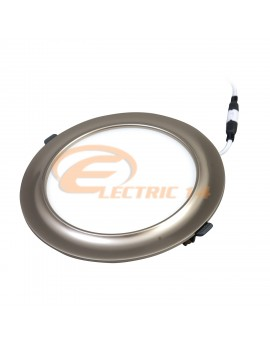 SPOT LED 15W SILVER LUMINA INTERMEDIARA