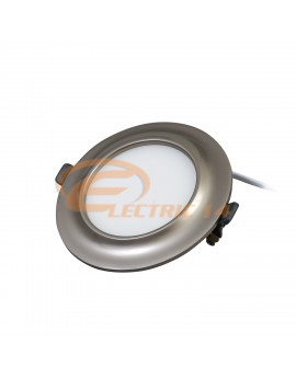 SPOT LED 9W SILVER LUMINA INTERMEDIARA