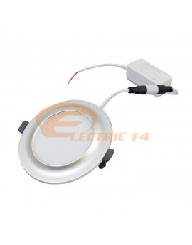 SPOT LED 9W NIKEL LUMINA INTERMEDIARA